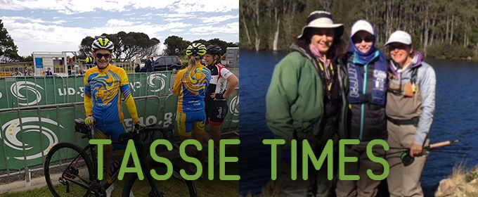 TASSIE TIMES: A birthday catch as fishing is off to a flyer
