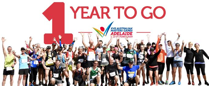 Masters athletes lead the way in Adelaide