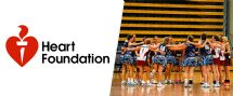 Open news item - Heart Foundation committed to getting Games participants moving